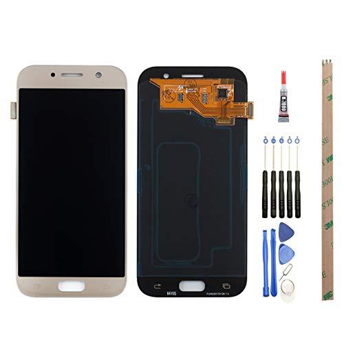 YHX-OU para 5.2Samsung Galaxy A5A520a520F 2017LCD Pantalla Táctil LCD de Repuesto de la Pantalla con Completo Herramientas