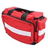QIRG Bolsa De Kit De Emergencia para Traumatismos, Bolsa De Herramientas De Ayuda De Emergencia, Suministros De Primeros Auxilios De Moda para El Hogar Al Aire Libre