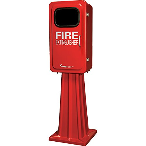 FireTech Fire Extinguisher Cabinet Stand (1 Unit)