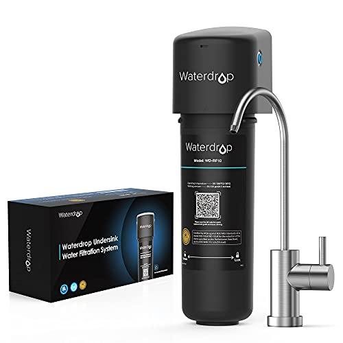 Waterdrop 10UB Under Sink Water Filter...