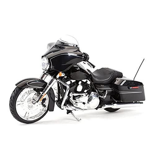 DSWS Motocicleta Miniatura 1:12 para Street Glide 2015 Especial Die Vehículos de Cast Collectible Hobbies Motocicleta Modelo Juguetes