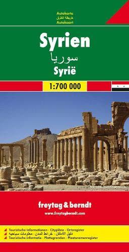 Syrie : 1/700 000