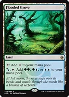 Wizards of the Coast Flooded Grove - Masters 25