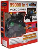 MDPAP 99000 in 1 Video Games for Kids No Game Console Required Enjoy hours of fun gaming just about anywhere. Play on Any TV with AV Inputs Single remote Combat, Shooting, Sports, Racing, Action, Puzzles Game