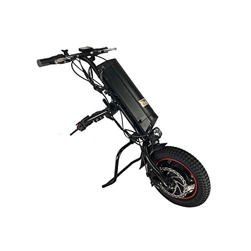 Buy YTIG Electric Wheelchair Conversion Kit, Sports Wheelchair Front Can Get On The Plane, Three Spe...