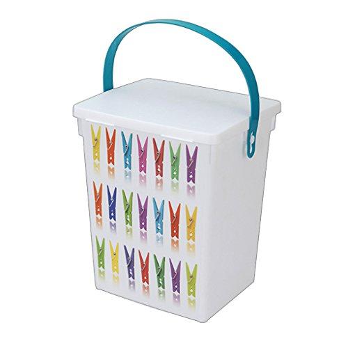 Wäscheklammer-Behälter Wäscheklammer-Eimer