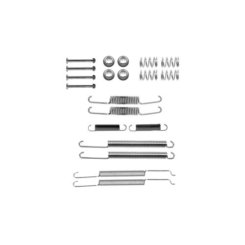 Kit de fixation – Chaussures VAG Inca, Roomster, Caddy modèles à partir de 1995