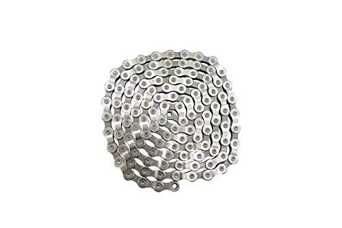 P4B | 9-Fach Fahrradkette | Chromium Carbide beschichtet für eine längere Haltbarkeit | 1/2 x 11/128 | 116 Glieder | PIN-Länge = 6,4 mm | Inkl. QR9-Verschlussglied