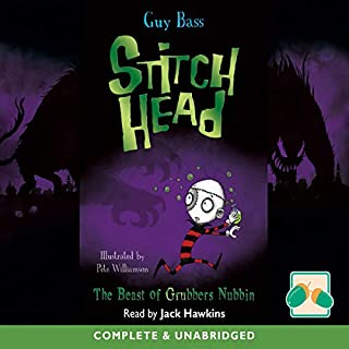 Stitch Head: The Beast of Grubbers Nubbin cover art