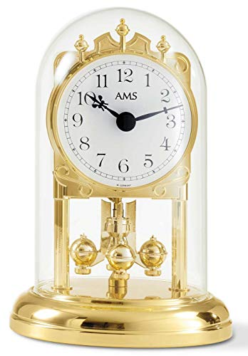 AMS Horloge Annuelle, Or, 15 X 10 X 5.5 cm