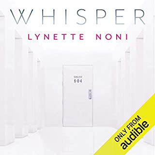 Whisper cover art