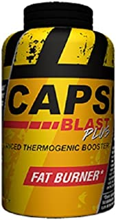 ProMera Health CON-CRET Capsi-Blast Plus Advanced Thermogenic Booster, 72 Count (Pack of 12)