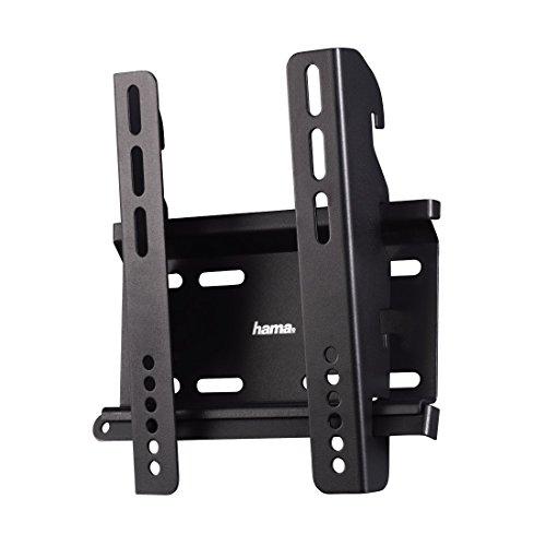 Hama TV-Wandhalterung Motion, neigbar, für 48 - 117 cm Diagonale (19 bis 46 Zoll), für max. 50 kg, VESA bis 200x200, schwarz
