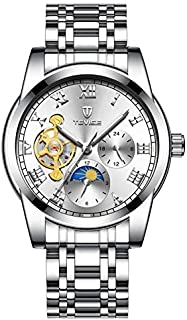 Tevise Casual Watch For Men Analog Stainless Steel - T9005 JF