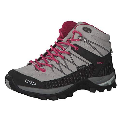 CMP Damen Trekking Schuhe Rigel MID 3Q12946 Glacier-Cemento 39