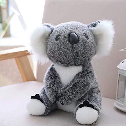 Studio 21 Graphix 11' Koala Bear Simulation Stuffed Plush Koala Doll Kids Animal Toy (Gray)