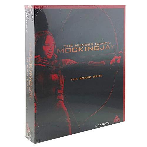 River Horse Design The Hunger Games: Mockingjay - The Board Game - Juego de Mesa [Inglés]
