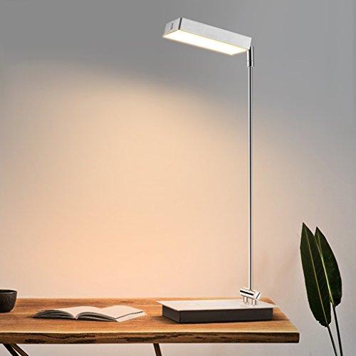 Protección de ojos LED Leer el niño de la lámpara Aprender estudiantes universitarios dormitorio