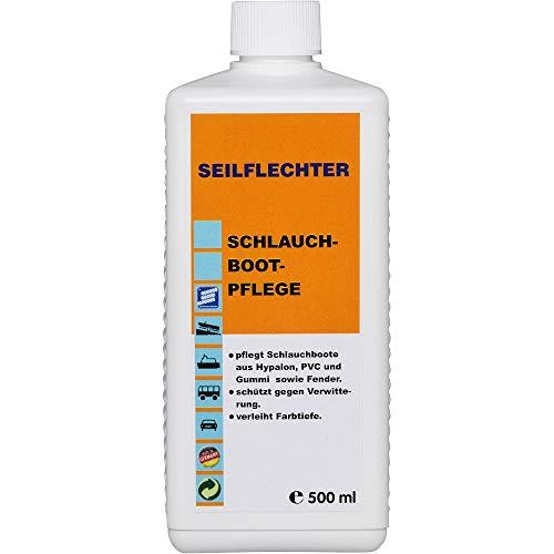 Dr. Keddo SEILFLECHTER - Schlauchbootpflege, 500 ml