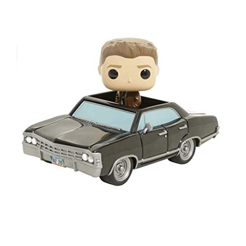 TN Studio Funko Pop Pop Television : Supernatural - Baby with Dean (Sdcc Summer Convention...