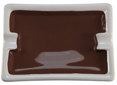 Blockx Burnt Sienna Giant Pan Watercolor in Real Ceramic Refillable Pan