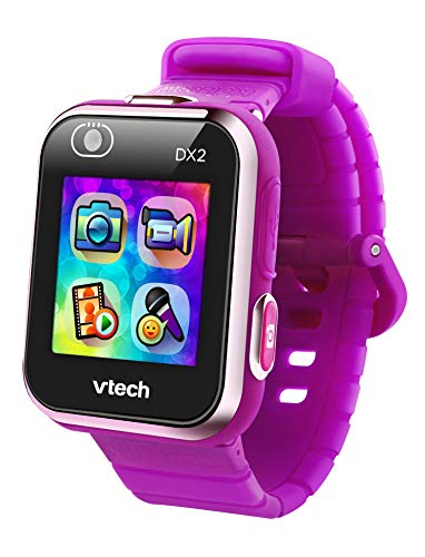 VTech KidiZoom Smartwatch DX2, Purple