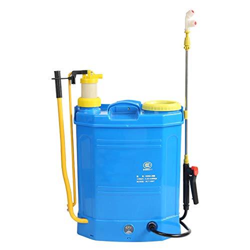 QAQ Pulverizador Electrico, A Cuestas16L Adecuado para La Fertilización De Jardines Y...