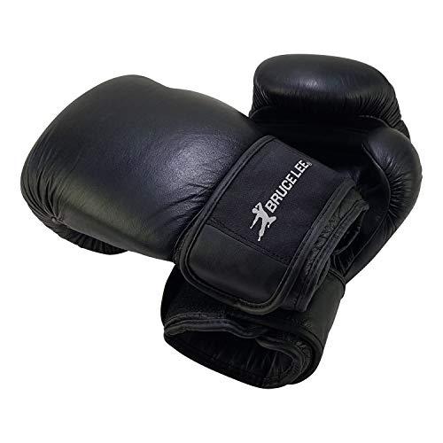 Bruce Lee Boxhandschuhe Allround Proschwarz Größe 14 oz