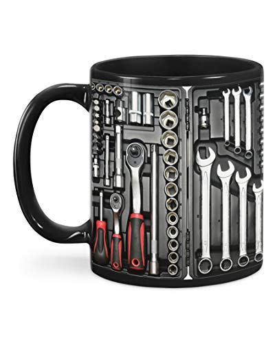 Mechanic Toolbox Set Mugs