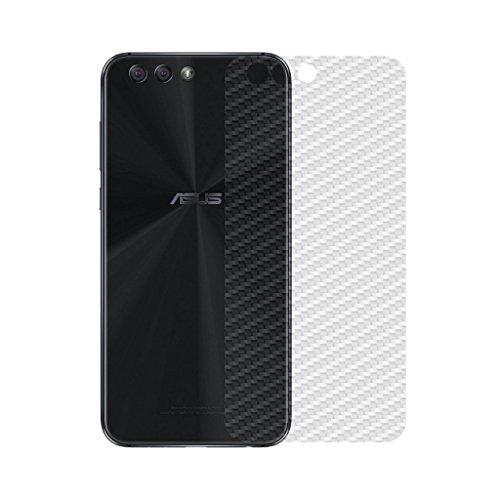 Película Traseira de Fibra de Carbono Transparente para Asus Zenfone 4 (ZE554KL) - Gshield
