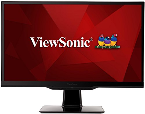 "ViewSonic VX2263smhl Moniteur IPS 22"" Full HD 1920x1080 Pixels, 2ms, HDMI,MHL,VGA, Haut-parleurs, Noir"