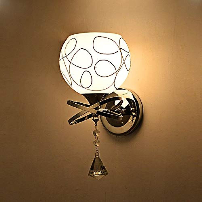 VLING Wandlampe, Moderne Zeitgenssische Wandlampen & Wandlampen Wandleuchte 110-240V 5W   E26   E27
