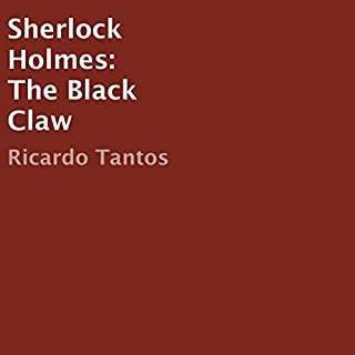 Sherlock Holmes: The Black Claw cover art