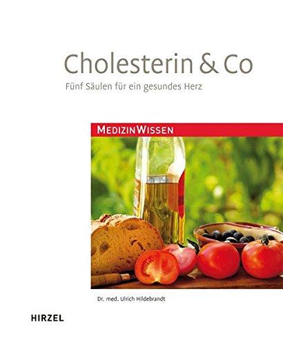 Cholesterin & Co. - 5 Säulen für ein gesundes Herz: Fünf Säulen für ein gesundes Herz