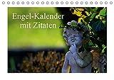 Engel-Kalender mit Zitaten (Tischkalender 2020 DIN A5 quer)
