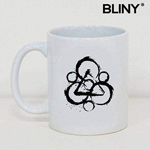 bliny Funny Geschenk Kaffee Tasse 313ml, Neuheit Design Custom Coheed Cambria Mu, beste Geschenk für love-tea Becher Glas Tasse