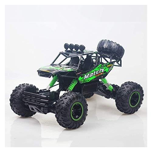 YYQIANG Aleación de la elevación del automóvil Bigfoot Vehículo fuera de la carretera 1:12 Control de cuatro ruedas Control remoto Toy Toy Car RC Coche RC Camión Radio Control remoto Electric Car-off-