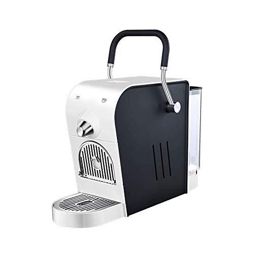 Máquina de café Capsule concentrado italiano Máquina de café Máquina de café comercial pequeño automático automático inteligente energía ahorro ahorro de energía (blanco)