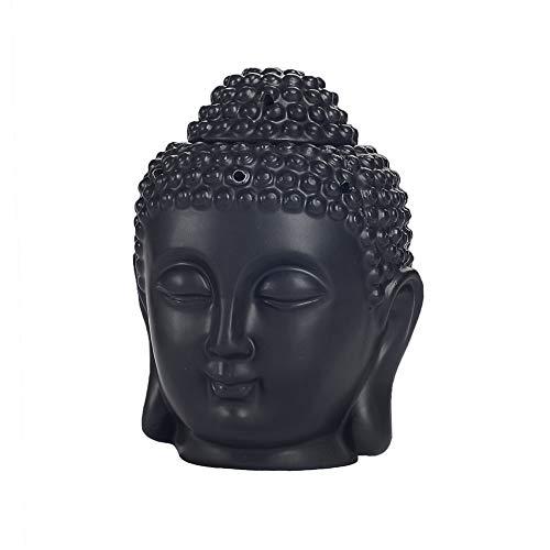 Dcasa per Adulti Colore: Unico Unisex Decorazione per la casa Statuetta di Testa di Buddha