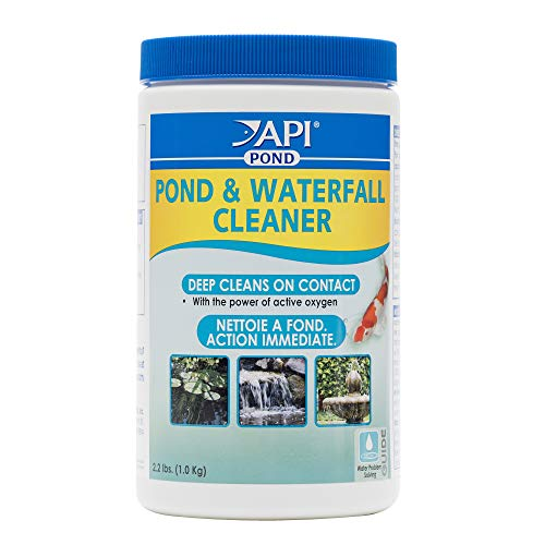 API POND amp WATERFALL CLEANER Pond Cleaner 22Pound Container