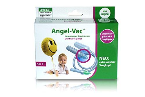 Angel-Vac Geschwister Paket Nasensauger Staubsauger - 6