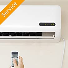 Ductless Mini-Split Air Conditioner Installation
