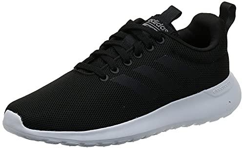 adidas Lite Racer CLN, Zapatillas de Deporte para Mujer, Negro Negbás/Gricin 000, 37 1/3 EU
