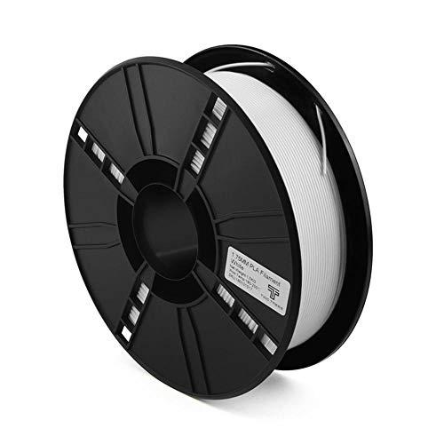 PLA Filament 1.75mm 1kg Spool, 3D Printer Filament, for 3D Printer and 3D Pen-White