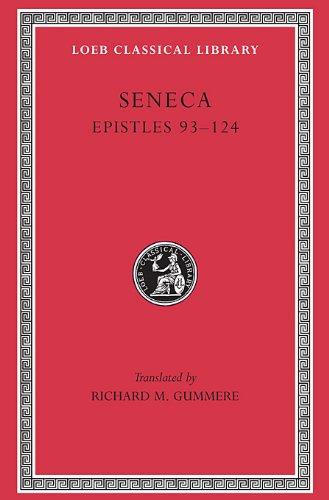 Epistulae Morales (Loeb Classical Library, Band 77)