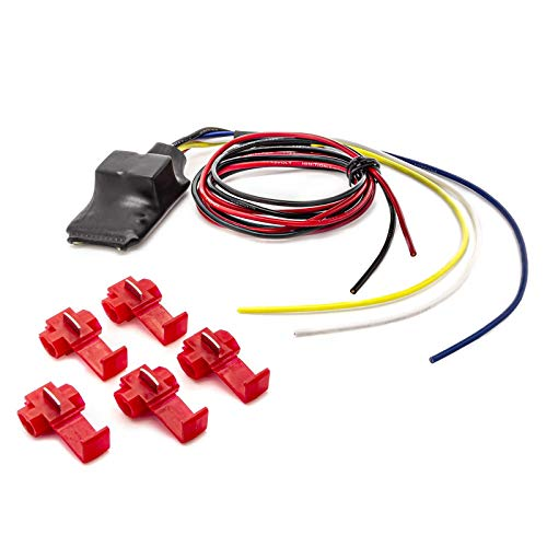 KFZ Auto Komfort Blinker Modul Relais Stromdieb Kabel für VW Audi Golf Passat TT A2 A3