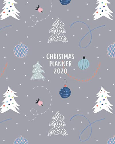 Christmas Planner 2020: Dated Organizer & Notebook for a No-Stress Xmas (Christmas Chaos Coordinator WW Edition)