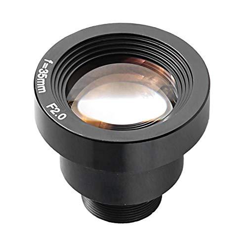 Lente de la cámara 720p, buena experiencia visual cámara de seguridad lente clara imagen CCTV para la seguridad casera para la seguridad inteligente