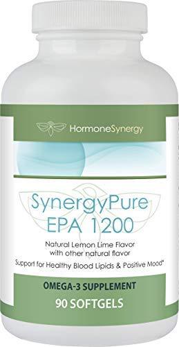 SynergyPure EPA Fish Oil 1200 mg. EPA PER SOFTGEL   90 ea   Each softgel Provides a Total of 1200 mg of EPA