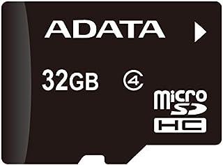 ADATA microSDHCカード 32GB Class4 AUSDH32GCL4-RA1